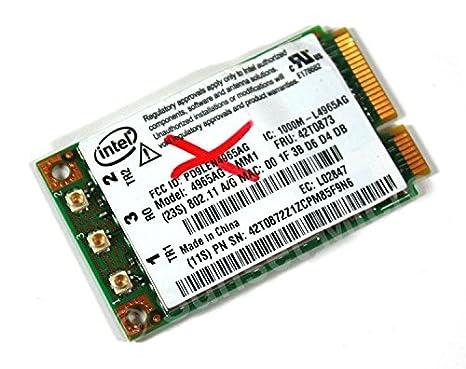 Amazon.com: Genuine portátil IBM Lenovo ThinkPad T61, R61 ...