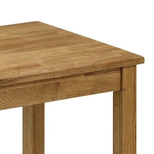 Tavolo in legno di quercia Coxmoor Julian Bowen