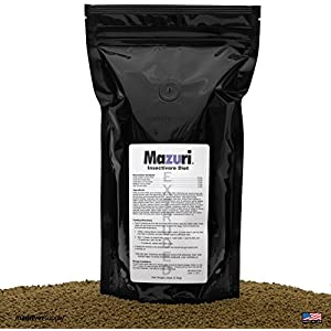 Mazuri Insectivore Diet, Designed For A Range Of Insect-Eating Mammals, Birds, Reptiles And Amphibians (Shrews, Hedgehogs, Sugar Gliders, Anteaters, Swifts, Swallows, Bearded Dragons & More, 20oz. 4