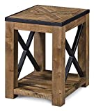 Magnussen T2386-10 Penderton Wood Chair Side End Table