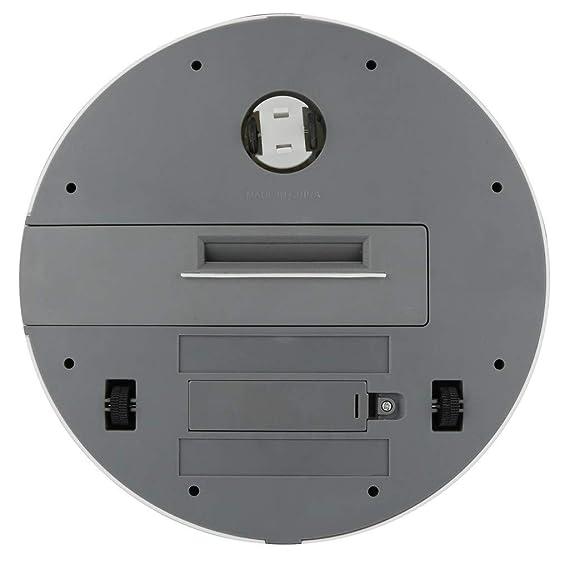 Limpieza Automática Robot Aspirador Fregona, Limpieza De Cabello De Mascotas Y Pelo De Humano Aspiradora Robotica Inteligente Robot Aspirador para Suelos ...