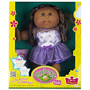 Amazon Com Cabbage Patch Kids Doll Princess African