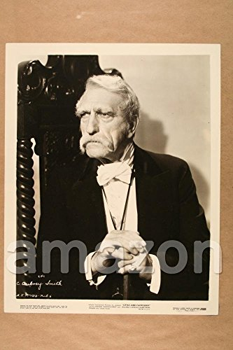 Vintage Photo of C. AUBREY SMITH Little Lord Fauntleroy 1936 by MMGvintage_Photos