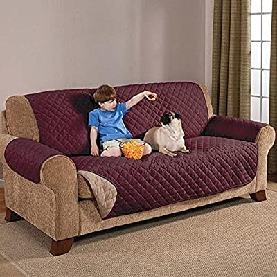 Elegante Luxurious Reversible Sofa Furniture Protector