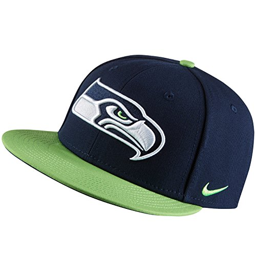 9b494aaaf Galleon - Nike Everyday True (NFL Seattle Seahawks) Adjustable Hat (College  Navy Action Green)