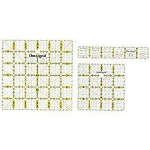 Dritz Omnigrid Ruler Set, Squares