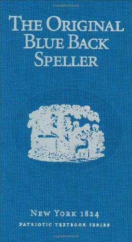 Original Blue Back Speller - 2