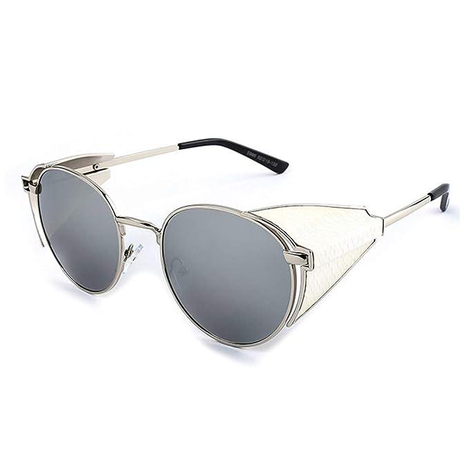 binglinshang Tendencia 2019 Gafas de sol retro Mujer Hombre ...