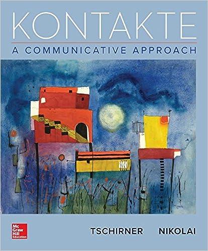 kontakte arbeitsbuch 7th edition