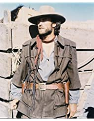 The Outlaw Josey Wales Clint Eastwood 11x14 HD Aluminum Wall Art