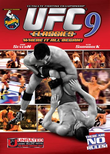 DVD : UFC Classics, Vol. 9: Motor City Madness (Full Frame, , Dolby)