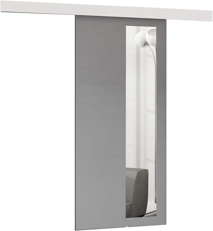 Mirjan24 Multi III - Sistema de Puerta corredera con Cierre automático, Juego Completo para Puertas correderas con guías de Suelo, separadores, Paredes Interiores: Amazon.es: Juguetes y juegos