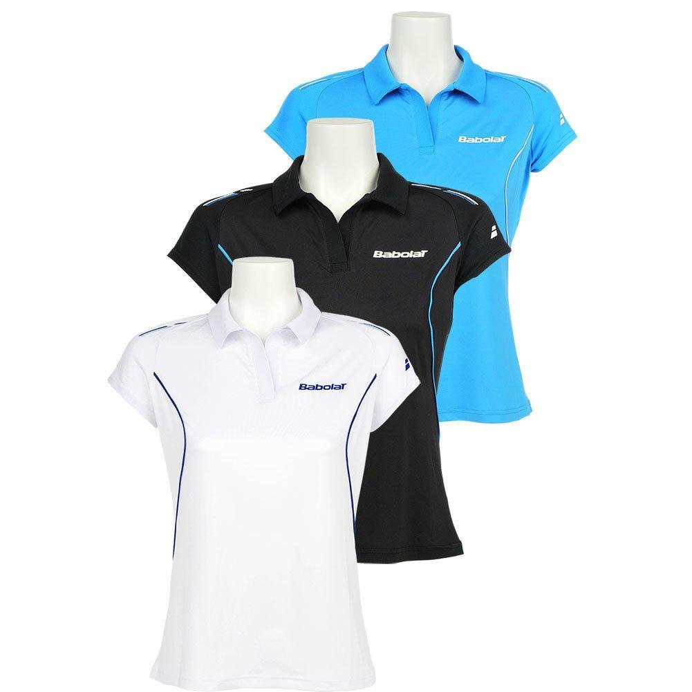 Babolat Oberkörper-Bekleidung Polo Match Core Girl Türkis 128 42S1467-111