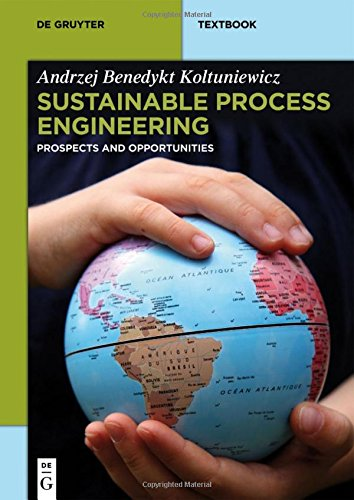 Sustainable Process Engineering (de Gruyter Textbook)