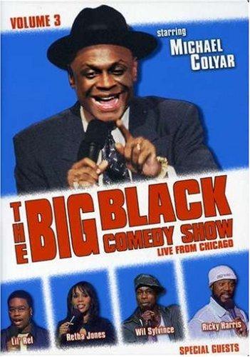 Big Black Comedy Volume