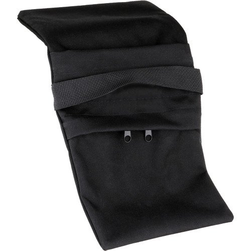 Impact Empty Saddle Sandbag - 5 lb (Black Cordura)(4 Pack) by Impact