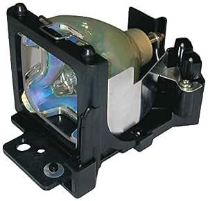 Go Lamps GL501 - Lámpara de repuesto para proyectores BenQ MP670/W600 (230 W, hasta 3000 horas)