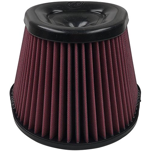 S&B Filters KF-1037 Cold Air Intake Replacement Filter (Cotton Cleanable) - Air Intake Replacement
