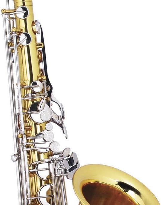Eldon BB latón Tenor estudiante saxofón w/caso: Amazon.es ...