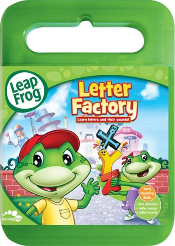 new leapfrog letter factory