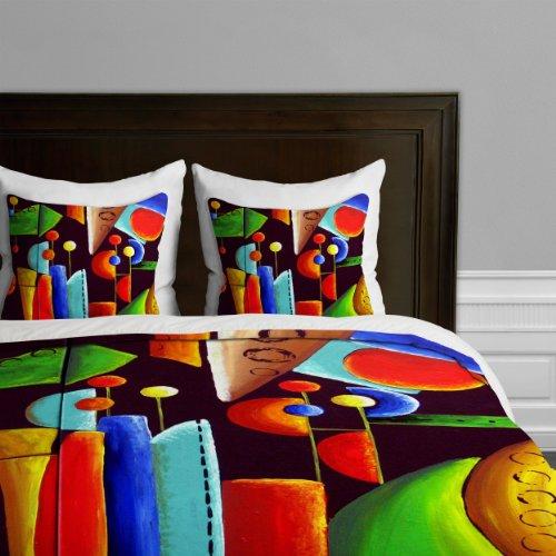 DENY Designs Britenbucher Whimsical Umbrellas
