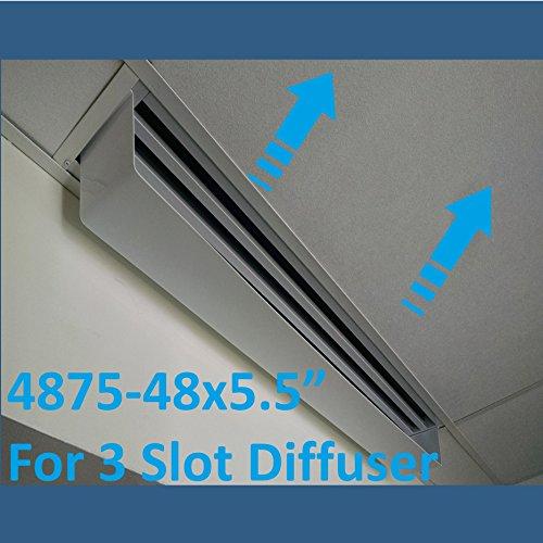 Linear Air Diverter-48