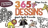 """Afficher """"365 dessins pour toute l'année"""""""