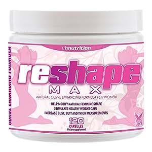 ReshapeMAX | Breast Enhancement Pills | Butt Enhancer | Natural Enlargement & Growth