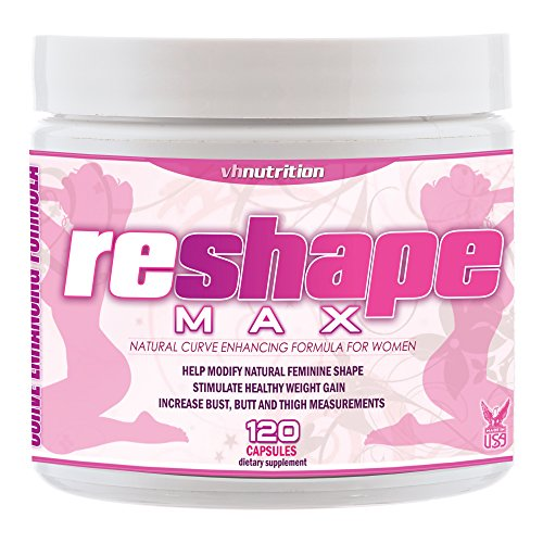 ReshapeMAX | Breast Enhancement Pills | Butt Enhancer | Natural Enlargement & Growth