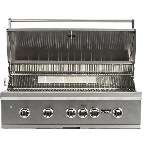 Coyote S Series 42 Inch 5 Burner Built In Propane Gas