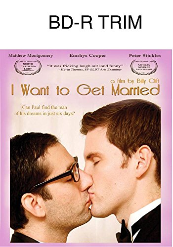 I Want to Get Married [Blu-ray]