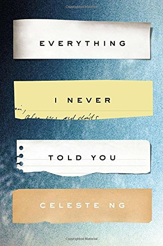 Everything I Never Told You product image