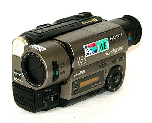 ソニー CCD-TR290PK 8mmビデオカメラ(8mmビデオ再生機) VideoHi8 / Video8 ナイトショット