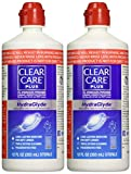 Clear Care Plus Cleaning and Disinfecting with Lens Cup, 24 Fluid Ounce