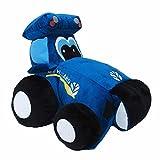 Holland Blue Tractor Pillow Pet