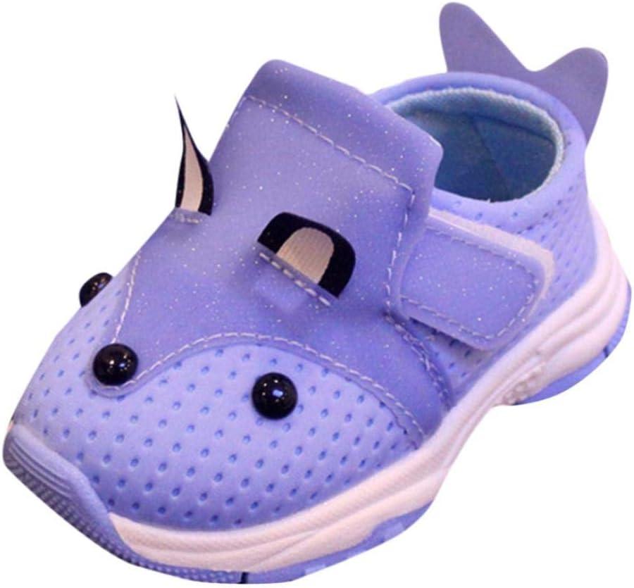 Zapatos Suela Suave Sneakers, niño en bajo edad niños deporte running bebé zapatos chicos chicas Animal Soft Sole zapatos Sneakers, plateado: Amazon.es: Bricolaje y herramientas