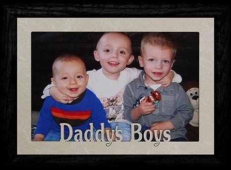 Amazon.com: 5 x 7 ~ Jumbo Daddy 's Boys para fotos ...
