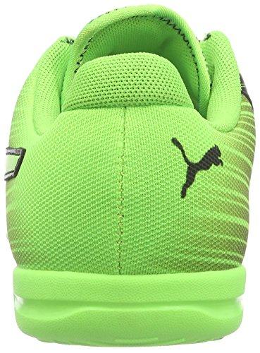 06 green Black Meteor Schwarz Lt Sala Gecko Damen Futsalschuhe Puma HOxAzqwq