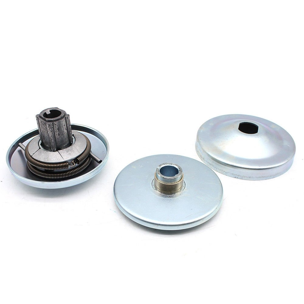 DiLiBee 3//4Go Kart Drehmomentwandler Kupplung Kit 30 Serie Kupplung Eisen Aluminium