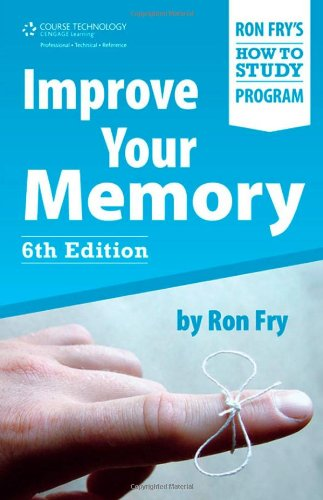 Improve Your Memory (Ron Fry's How to Study Program) pdf