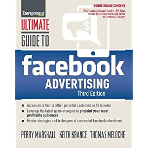 51CzdS9I8fL. SS300  - Ultimate Guide to Facebook Advertising: How to Access 1 Billion Potential Customers in 10 Minutes (Ultimate Series)