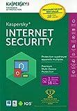 Kaspersky Antivirus 2017 3-User 18 Months BIL