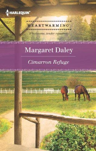 book cover of Cimarron Refuge