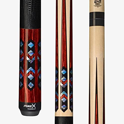 - Players HXTE8 Pure X Cocobolo/Diamond Points Pool/Billiards Cue Stick