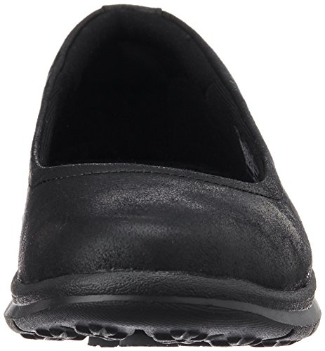 Skechers Suede Walking Performance Black 6 Women's 5 Shoe M Step Distinguished US Go rqrBfwZ