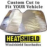 Sunshade for Mercedes Sprinter Van w/Windshield-Mounted Sensor 2015 2016 2017 2018 Windshield Custom-fit Sunshade #1547