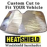 sunshade for nissan rogue - Sunshade for 2014 2015 2016 2017 2018 Nissan Rogue w/o Windshield-Mounted Sensor Custom-fit Sunshade #1481