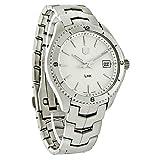 TAG Heuer Men's WAT1111.BA0950 Stainless Steel Watch with Link Bracelet