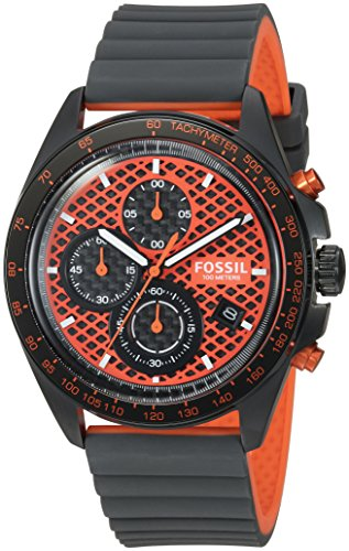 Fossil-Mens-CH3078-Sport-54-Chronograph-Gray-Silicone-Watch