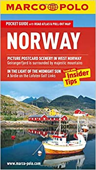Norway Marco Polo Pocket Guide Marco Polo Travel Guides